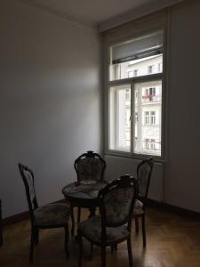 Posezení v ubytování Apartman Vridelni 136 Karlovy Vary