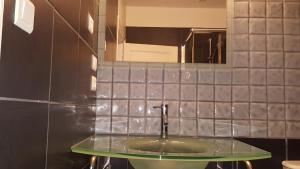 A bathroom at LE SAINT MAMET D'EUX