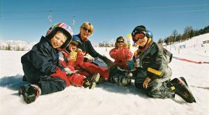 B&B Hotel Alpina im Winter