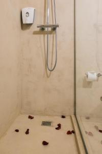 Un baño de Hotel Sao Jose