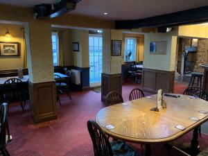 A restaurant or other place to eat at The Inn at Horsington