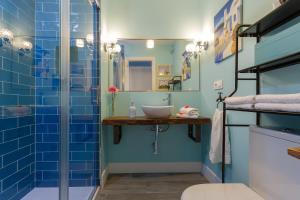 Un baño de Apartamento Mar de Cadiz