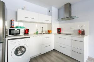 A kitchen or kitchenette at Dream destination