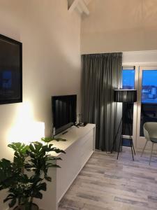 Een TV en/of entertainmentcenter bij Boothuis Harderwijk