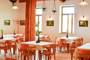 Restaurace v ubytování Restaurace a penzion Hájovna