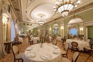 Ресторан / где поесть в Легендарный отель Советский