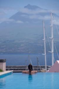 The swimming pool at or close to Azoris Faial Garden – Resort Hotel