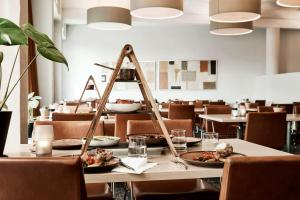 Ресторан / где поесть в Comwell Rebild Bakker