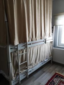 Litera o literas de una habitación en Cappadocia Panda Hostel