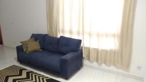 A seating area at Apartamento Ilhéus - Vog Sul