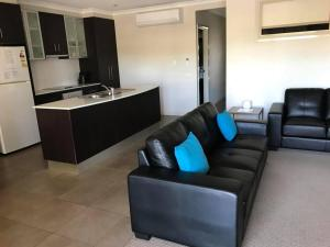 A seating area at Cypress Water Front Apartments 37C & 39D