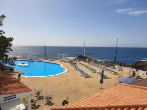 A view of the pool at Amazing penthouse FREE WIFI or nearby