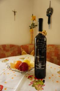 Getränke in der Unterkunft Haus Dornauer