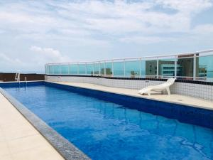 The swimming pool at or close to Studio Iracema - APTO 1502