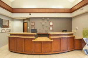 The lobby or reception area at Residence Inn Prescott