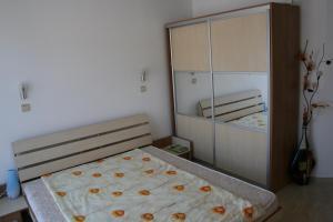 Кровать или кровати в номере Private Apartments in Diamond Complex