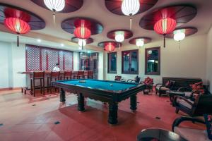Bàn bi-da tại Pulchra Resort Danang