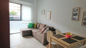 Zona de estar de Apartamentos PuntoApart Cerrojo
