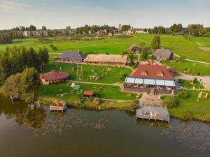 A bird's-eye view of Guest House Mazais Ansis