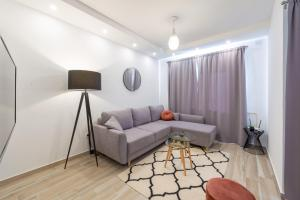 A seating area at Horizon View Apartment