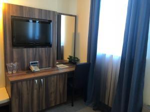Телевизия и/или развлекателен център в Хотел Анна-Кристина