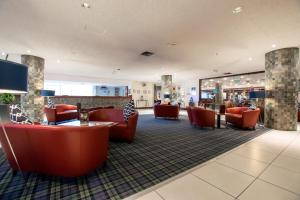 The lobby or reception area at Muthu Glasgow River, Formerly known as Erskine Bridge Hotel