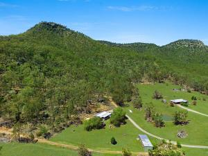 A bird's-eye view of Rosa House in Broke, 4br House in walking distance to Cellar Doors