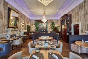 A restaurant or other place to eat at Seaham Hall and Serenity Spa