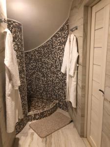Ванная комната в Гостиница Элис