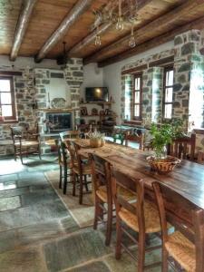 Εστιατόριο ή άλλο μέρος για φαγητό στο Sabouko Guest House