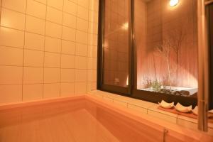 A bathroom at 京都 六花庵 Kyoto Rokkaan