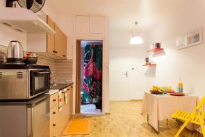 Cucina o angolo cottura di Heraklion Modern Apartment