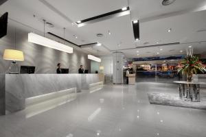 منطقة الاستقبال أو اللوبي في فندق صن واي جورجتاون بينانغ