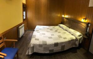 Cama o camas de una habitación en Hotel Sarao