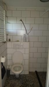 A bathroom at Marsepien