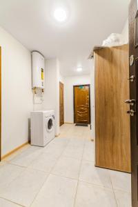 A bathroom at 3-я Студия Боровское шоссе