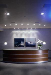 The lobby or reception area at Hecker's Hotel Kurfürstendamm