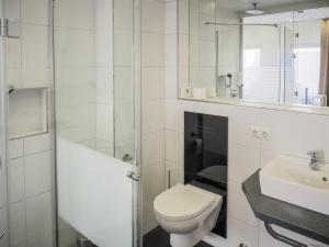 Ein Badezimmer in der Unterkunft Hotel-Gasthof Weisses Ross