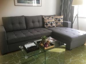 Posezení v ubytování Apartment Vienna Living