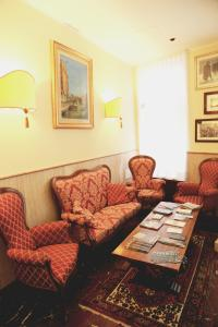 Zona de estar de Hotel Tivoli