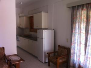 Kuchnia lub aneks kuchenny w obiekcie Villa Sofia