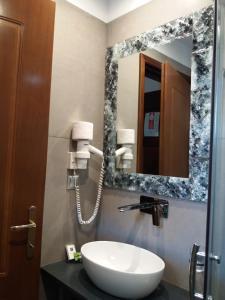 Ένα μπάνιο στο Pansion Irini