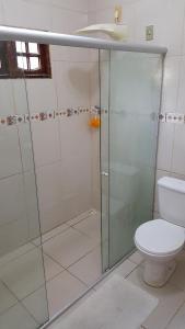 A bathroom at Casa de Campo em Aldeia-PE