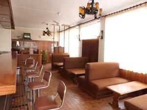 A seating area at Alojamento Local Dom Dinis