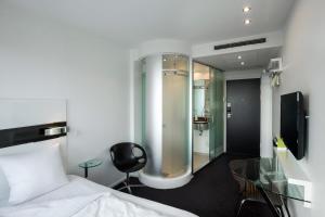 Ein Badezimmer in der Unterkunft Wakeup Copenhagen - Carsten Niebuhrs Gade