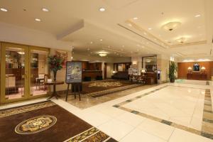 東京第一ホテル錦のロビーまたはフロント