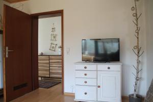 TV/Unterhaltungsangebot in der Unterkunft Ferienwohnung Laufenburg