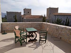 Μπαλκόνι ή βεράντα στο Pirgoi Edem