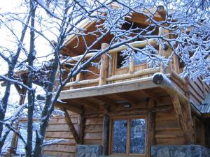 Patagonia Villa Lodge durante el invierno