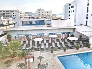 Vista de la piscina de FERGUS Paraíso Beach - Adults Only o alrededores